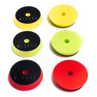 Wizard of Gloss Polishing Pad 75mm Double Pack- Variations
